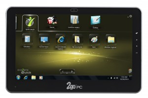 The 2goPad SL10